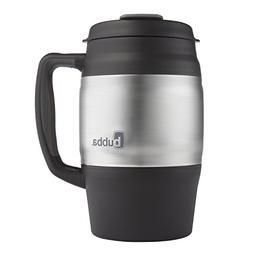Bubba 34 oz Travel Insulated Coffee Mug Cup Classic BLACK Po