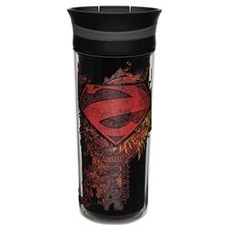 Zak! Designs Insulated Travel Tumbler featuring DC Comics Re