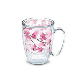 Tervis Japanese Cherry Blossom 16 oz mug