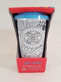 DCI Color Joy Adult Coloring Products, I Am Not A Paper Cup,