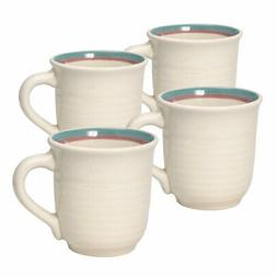 Pfaltzgraff Juniper Set of 4 Mugs