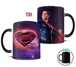 Morphing Mugs Justice League Superman Logo Heat Reveal Ceram
