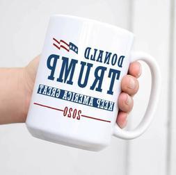 keep america great donald trump 2020 mug