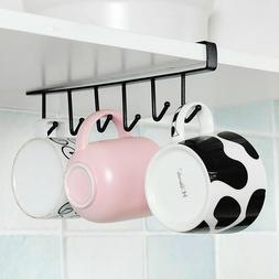 Kitchen Storage Rack Cupboard Hanging Hook Hanger Chest Orga