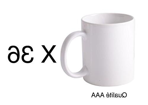 11 oz. Porcelain Mug