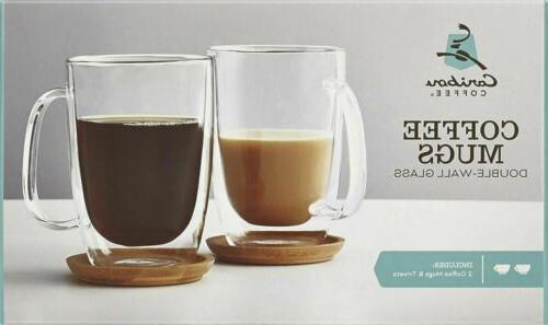 12 0z mugs double wall