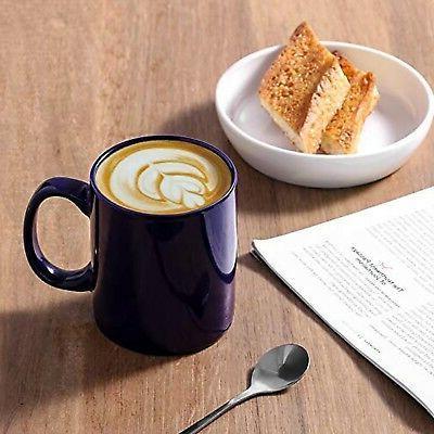 Mugs Tea and Coffee, Set Navy Navy-Set6 New