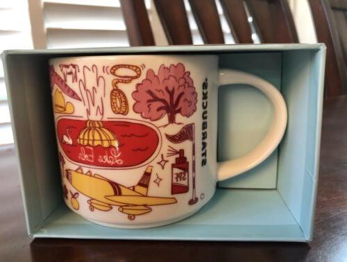 STARBUCKS BEEN mug