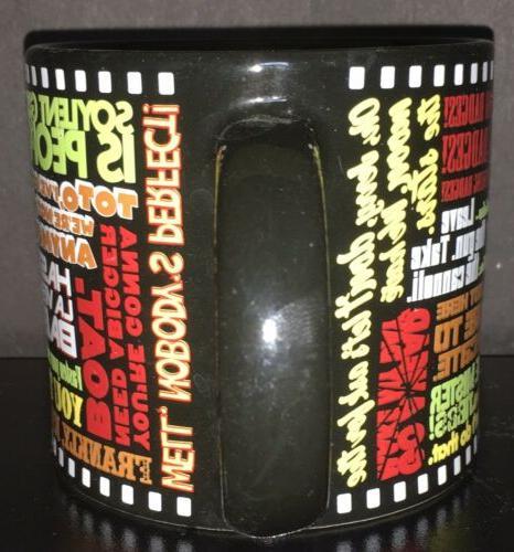 14 Classic Movie Mug