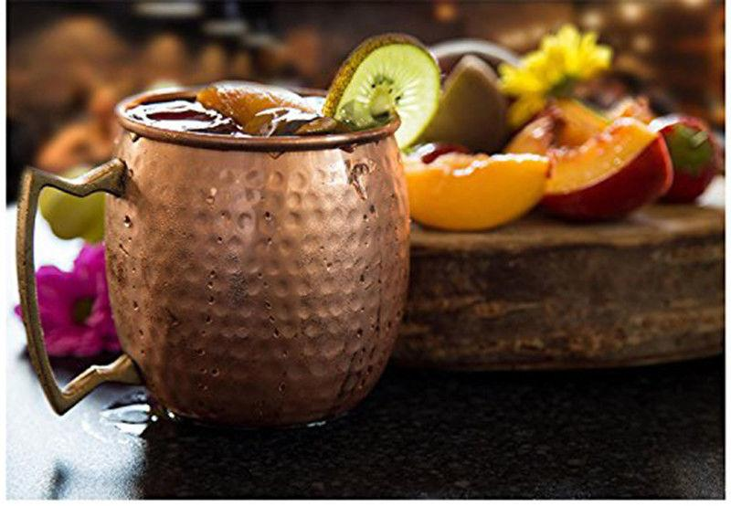 16 100% Mule Drinking Cup Set