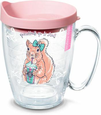 Tervis 16 oz. Simply Southern Squirrel Travel Mug 16 oz. Mug