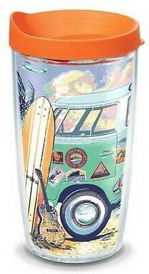 Tervis 16 oz Surfboard Margaritaville Tumbler Mug Travel Cup