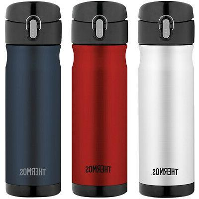 Thermos 16 oz. Vacuum Insulated Stainless Steel Commuter Bot