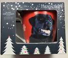Pfaltzgraff 18 oz Porcelain Black Lab Dog Coffee Tea Mug Chr