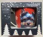 Pfaltzgraff 18oz Porcelain Yorkshire Terrier Dog Coffee Mug