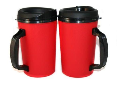 2 oz. Thermo Serv Travel Coffee Mugs