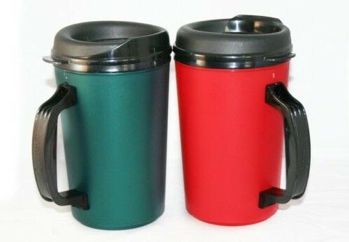 2 Foam oz. Serv Travel Coffee