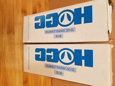 2 pack 20 oz Skinny Vacuum Insulated Travel sliding
