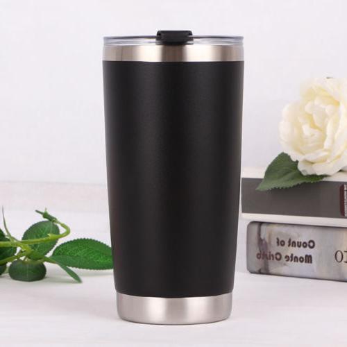 20 Stainless Steel Vacuum Coffee Cup Flask