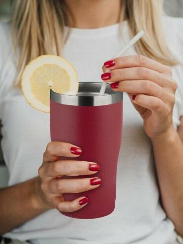 Double Wall Vacuum Travel Mug/Cup