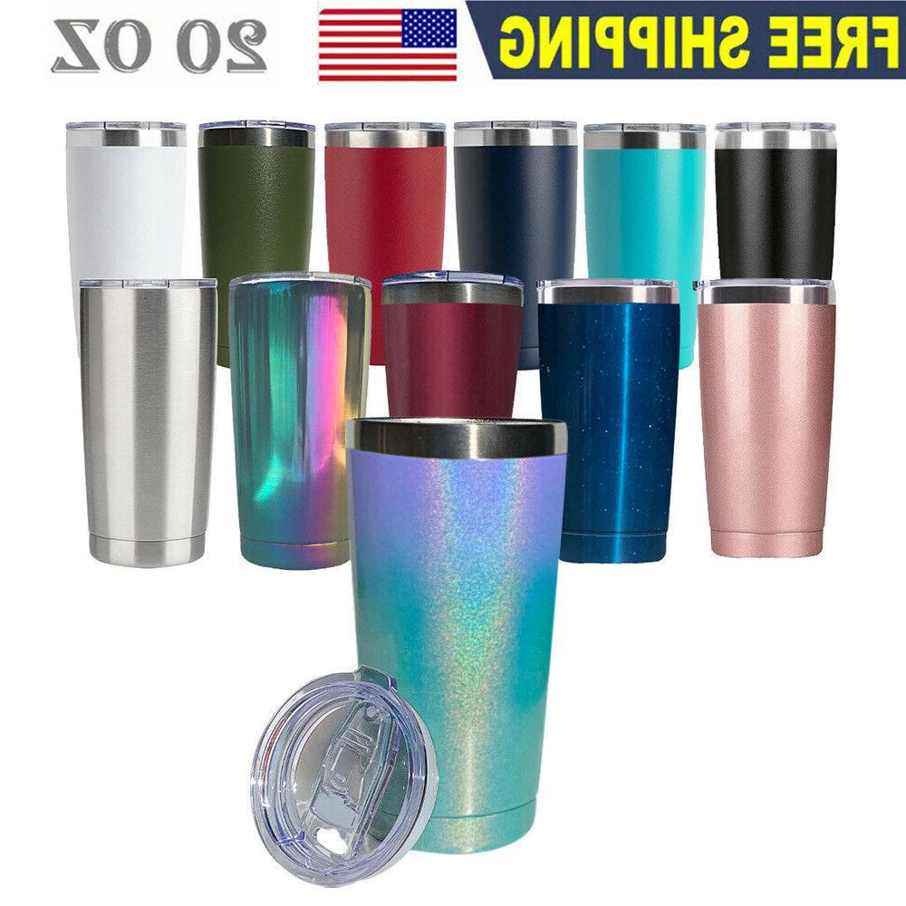 20oz double wall stainless steel vacuum insulated