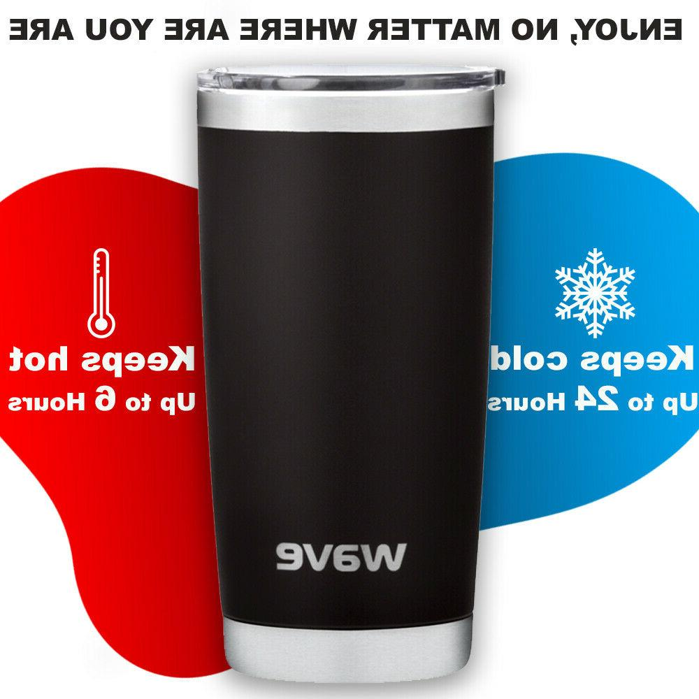 20 oz w magnetic lid Insulated - Steel