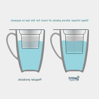 Sweese Mug with Infuser and Lid,