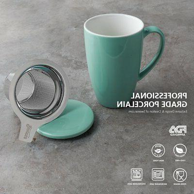 Sweese 2109 Porcelain Mug Lid, Green