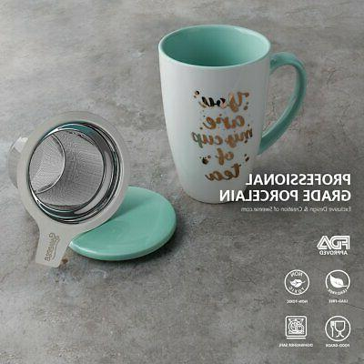 Sweese 2111 Porcelain Mug Infuser Lid Are My 15