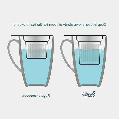 Sweese Tea Mug with Lid,