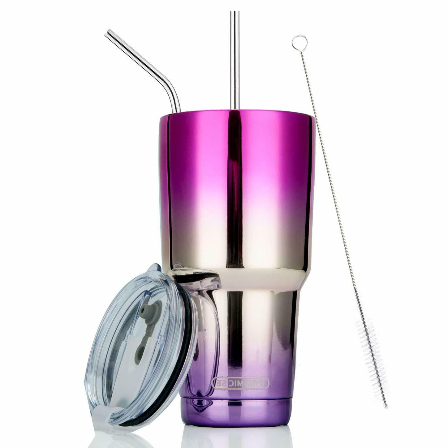 30 oz tumbler double wall stainless steel