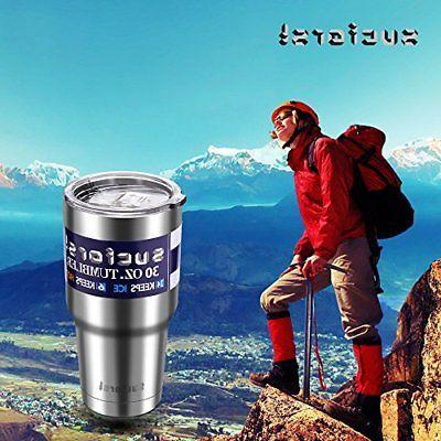 30 oz tumbler insulated cup stainless steel
