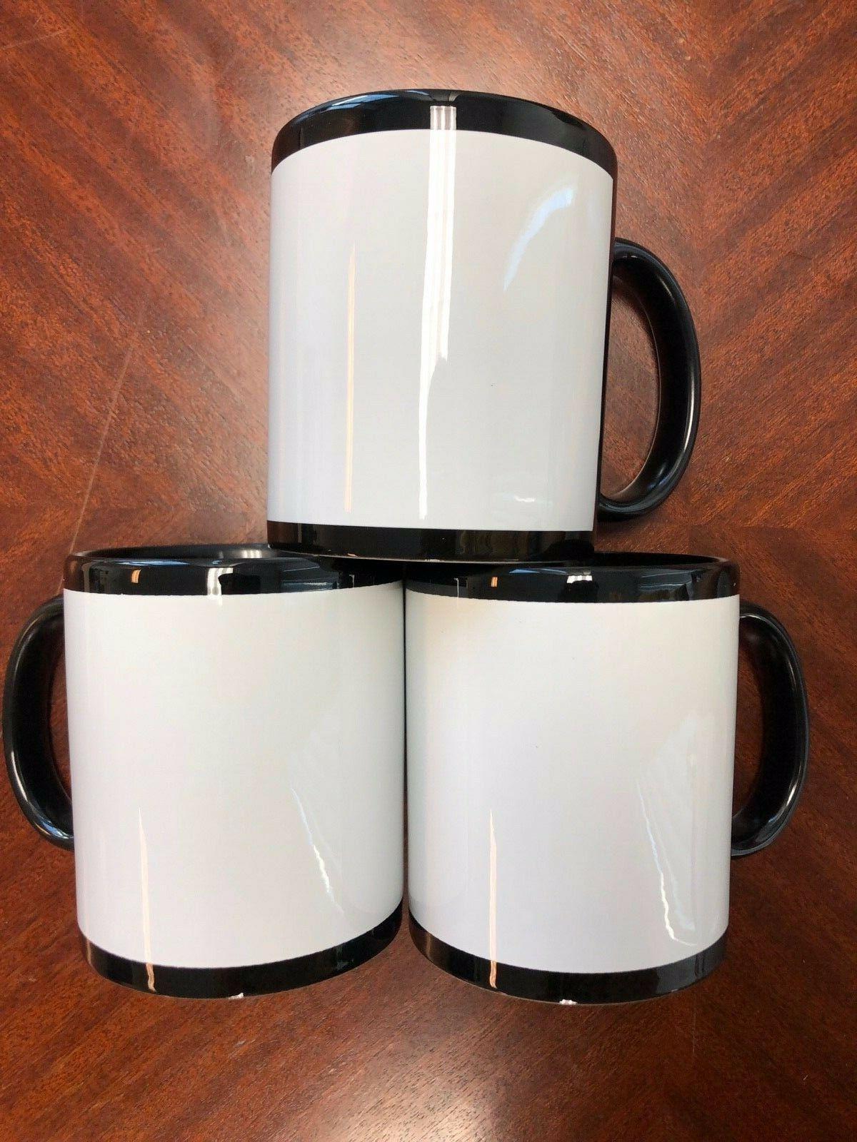 36 White Ceramic 11 Oz Mug /
