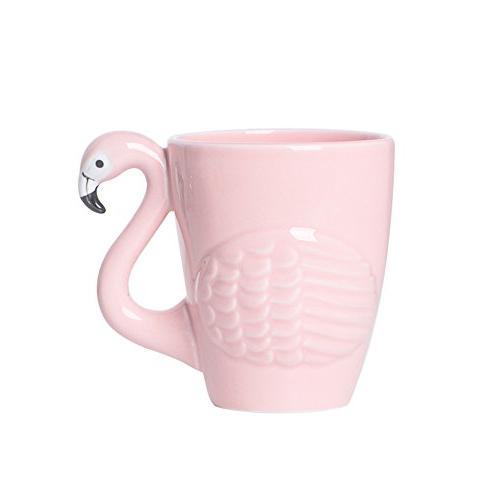 3d animal flamingos bird teapots
