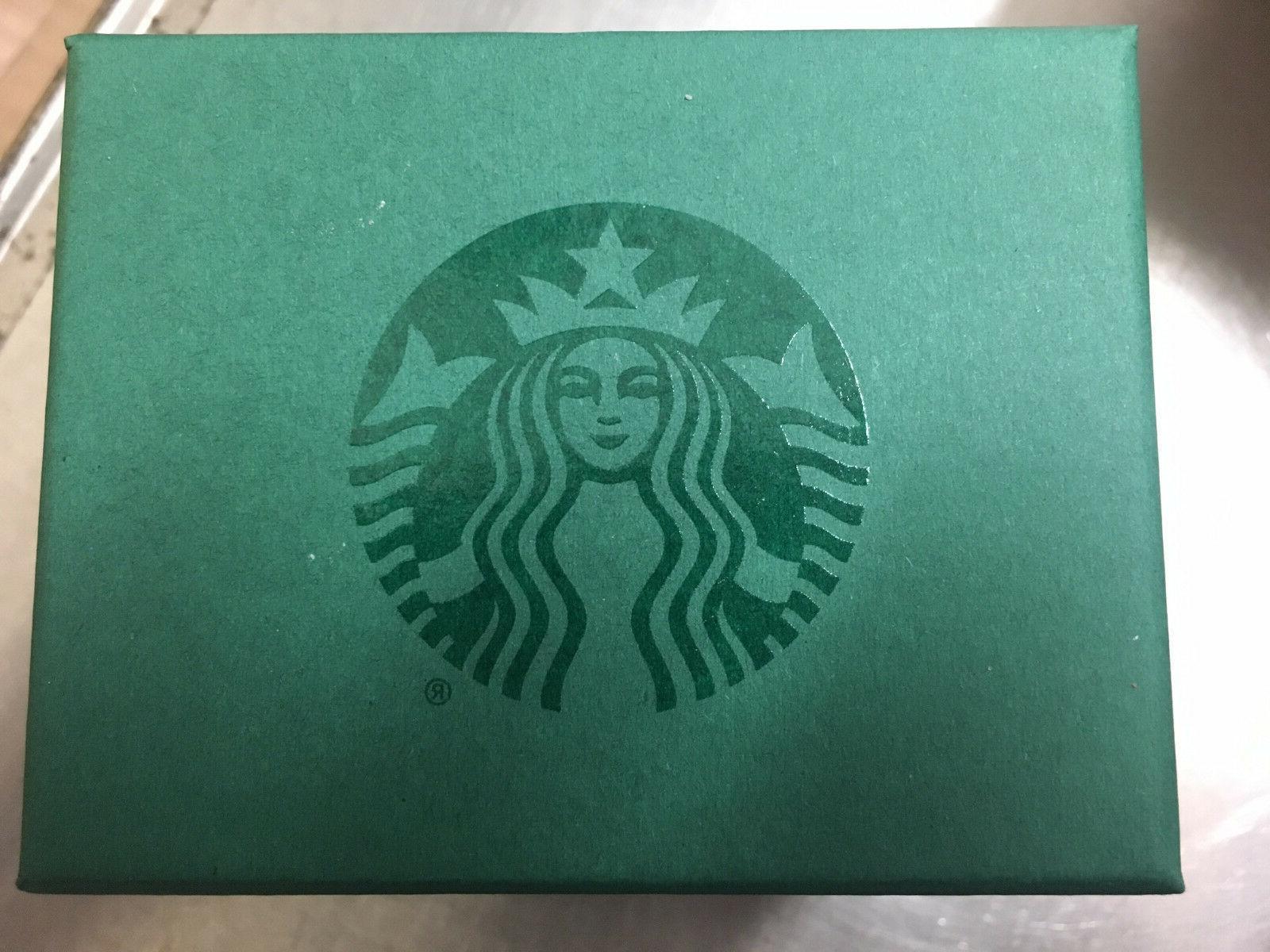 3oz Starbucks Demi Confetti collectors edition Box