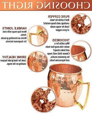 4 Mug Pure Solid 16 Oz