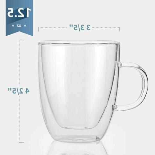 Sweese Coffee Mugs12.5 Insulated Handle