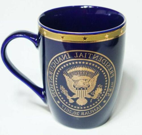 58th Donald Gold Coffee Mug