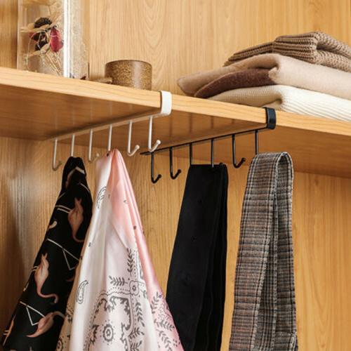 Shelf Mug Cupboard Kitchen Rack Holder