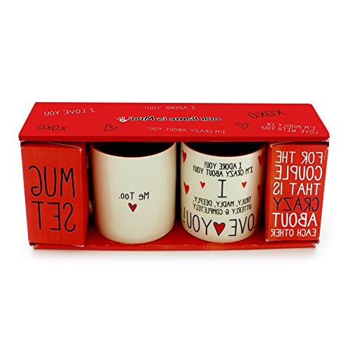Enesco Our Is Love You, Mug Red