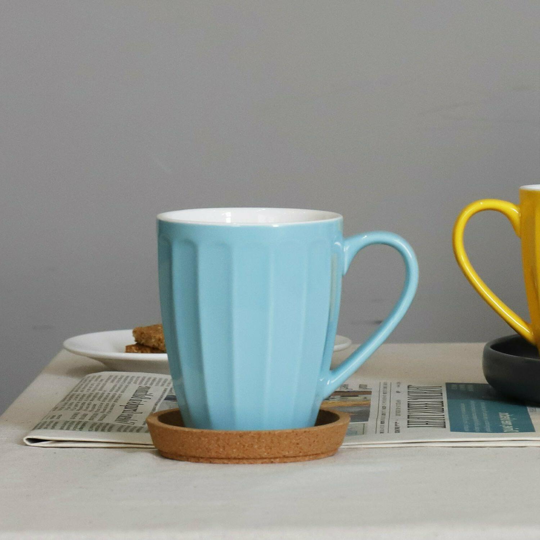 Sweese 602.002 Porcelain Mugs - 14 for Set of