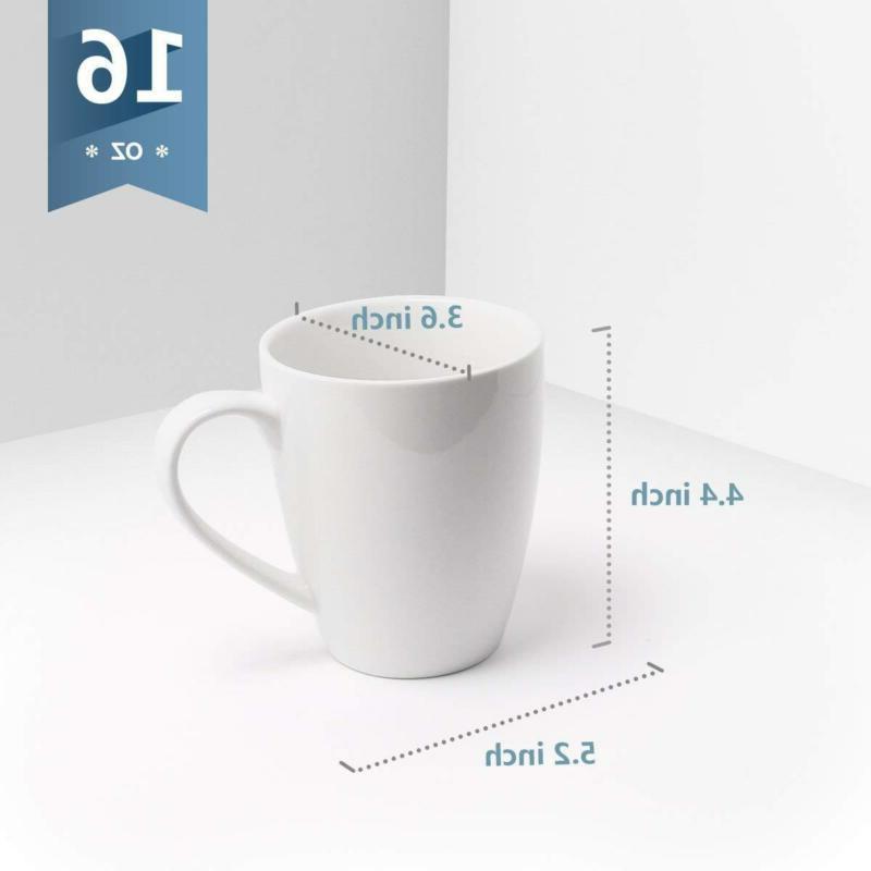 Sweese 6201 Mugs Coffee, Tea, of White