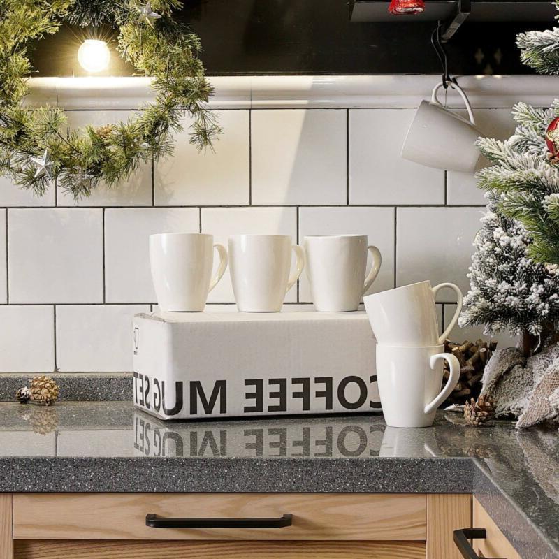 Sweese Porcelain - Coffee, Tea, Cocoa, of