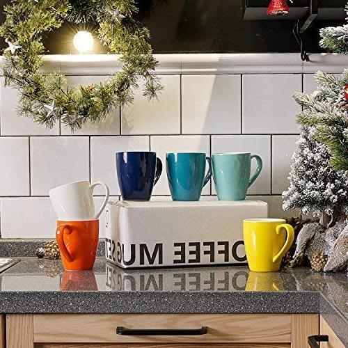 Sweese - Coffee, Cocoa, Set of 6, Colors