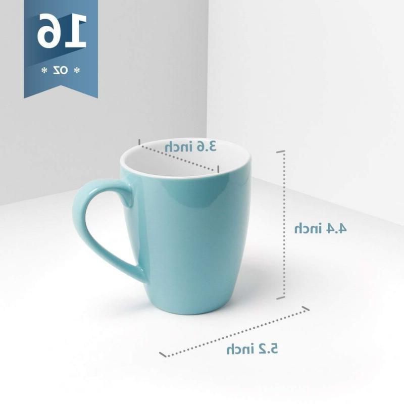 Sweese Mugs - 16 Coffee, of