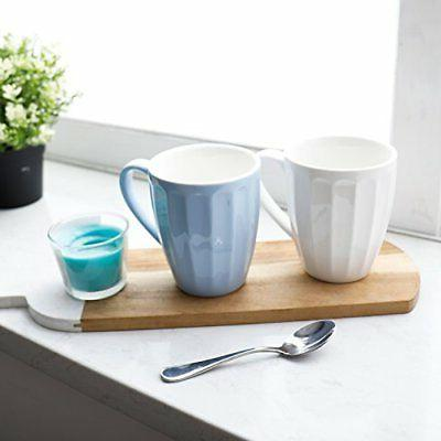Sweese Mugs - 14 Ounce for Coffee, Tea, Cocoa, of