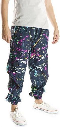 Funny Guy Mugs 80s & 90s Retro Neon Windbreaker Pants Conver