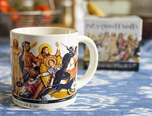 Brief of Art Coffee History's Greatest Vinci Koons Comes Fun Gift Box