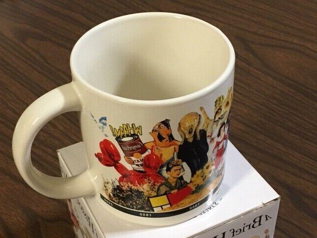 Brief History of Art Coffee Mug - History's Greatest Masterp