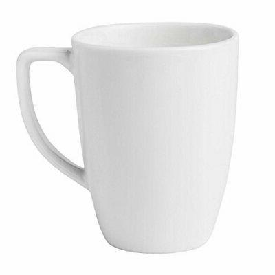 Corelle 6022022 Stoneware Winter Frost White Mug, 11 Oz, Whi